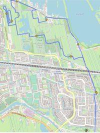 Route 10-kilometerloop